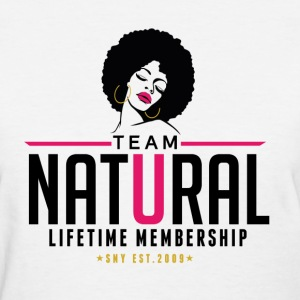 Team Natural Basic Tee - Women's T-Shirt