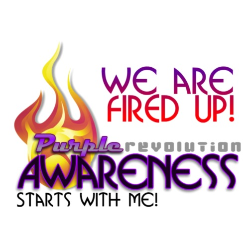 Purple Awareness Fired Up!