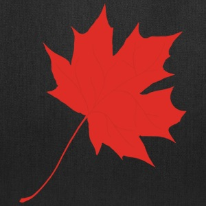 Red maple leaf Bags & backpacks - Tote Bag
