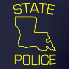Louisiana State Police T-Shirts