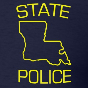 Louisiana State Police T-Shirts - Men's T-Shirt