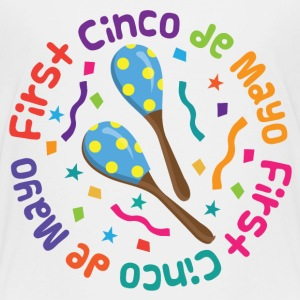 First Cinco de Mayo Fiesta Kids' Shirts - Kids' Premium T-Shirt
