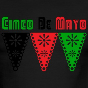 Cinco de Mayo Banner T-Shirts - Men's Ringer T-Shirt