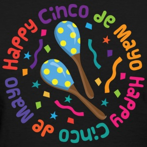 Happy Cinco de Mayo Women's T-Shirts - Women's T-Shirt
