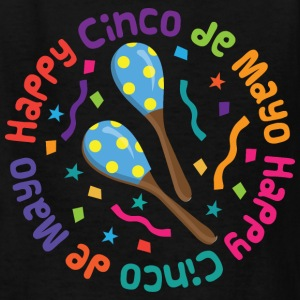 Happy Cinco de Mayo Kids' Shirts - Kids' T-Shirt