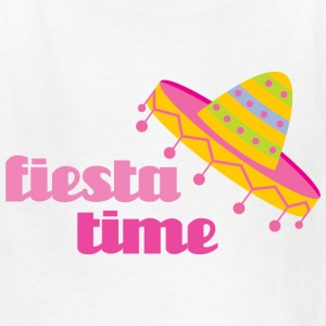 Cinco De Mayo Fiesta Time Kids' Shirts - Kids' T-Shirt