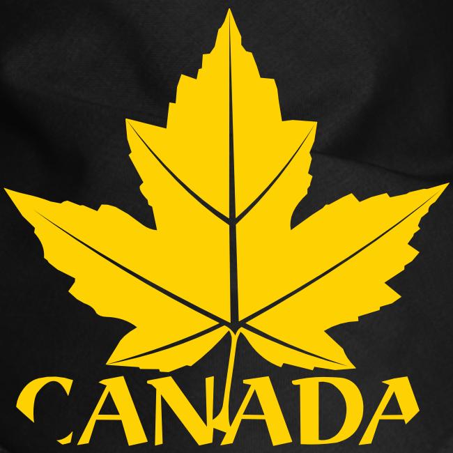 Canada Souvenir Dog Bandana Maple Leaf Gift