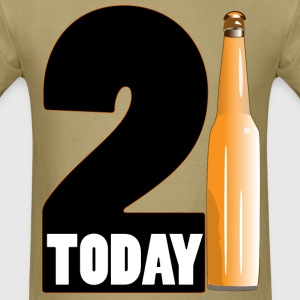 Today 21 - Men's T-Shirt
