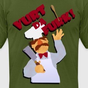 Vurt da Furk! T-Shirts - Men's T-Shirt by American Apparel