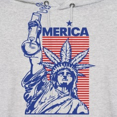 'merica (2 Color) Hoodies