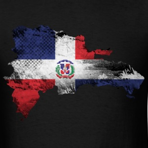 Dominican Republic design T-Shirts - Men's T-Shirt
