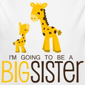 I am going to be a Big Sister Baby & Toddler Shirts - Long Sleeve Baby Bodysuit