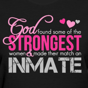 Strongest Women Light Women's T-Shirts - Women's T-Shirt