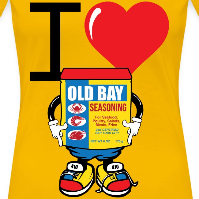 Old Bay Love