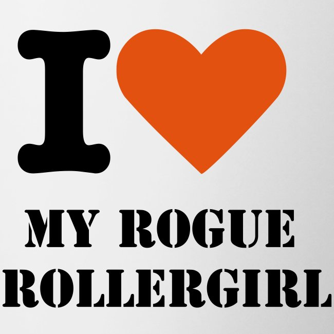 I love my rogue rollergirl