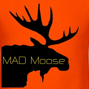 Mad Moose - Men's T-Shirt