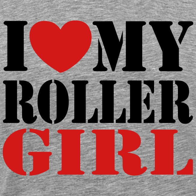 I love my rollergirl