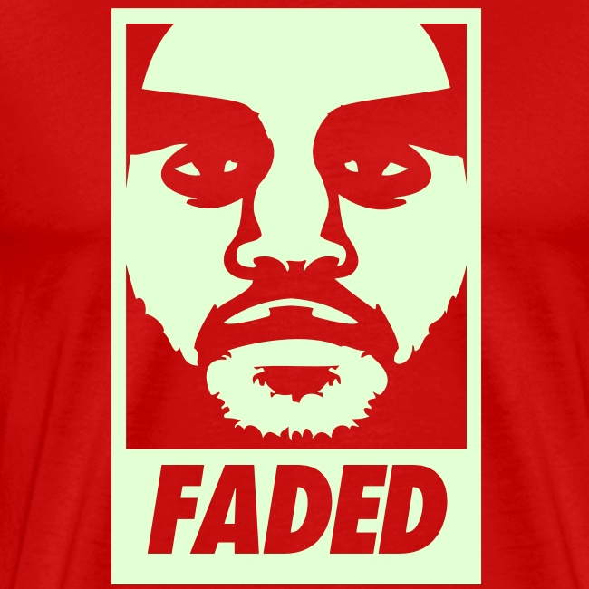 Faded Obey [Glow in the Dark]