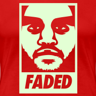 Design ~ Faded Obey [Glow in the Dark]