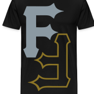 Design ~ F & F [metallic silver & gold]