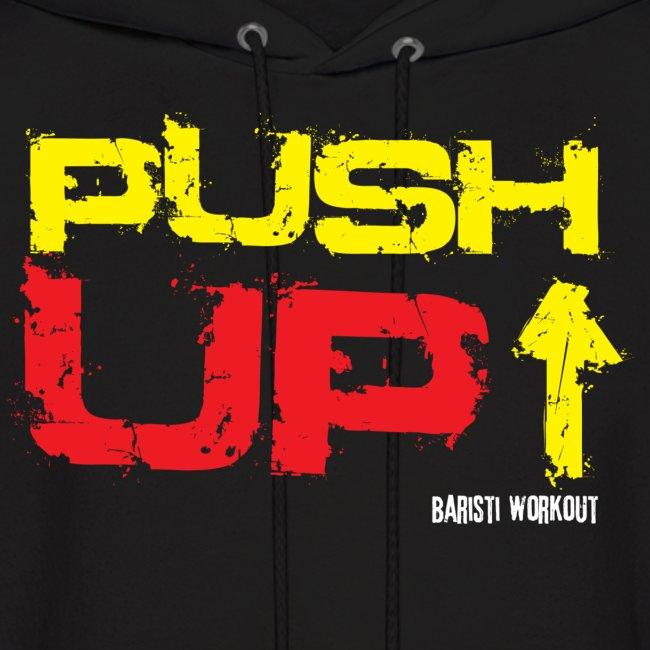 Push-Up hoodie black