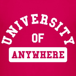 university of aywhere Kids' Shirts - Kids' Premium T-Shirt