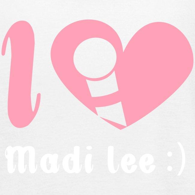 I heart Madi Lee :) Tank