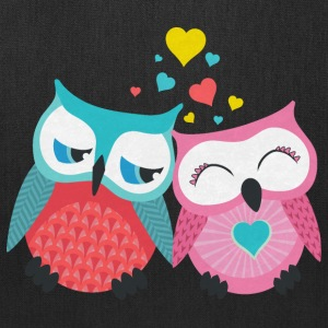 owls in love  Bags & backpacks - Tote Bag