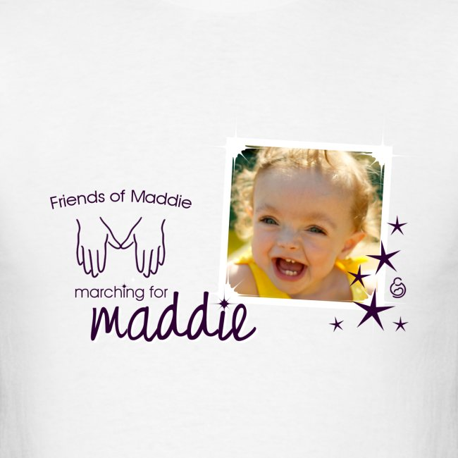 March for Maddie Shirt (evergreen)