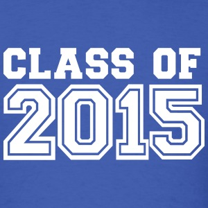 Class of 2015 T-Shirts - Men's T-Shirt