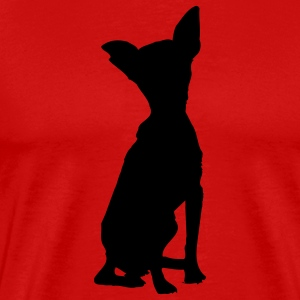 Chihuahua Clothing Shirts Apparel T-Shirts - Men's Premium T-Shirt