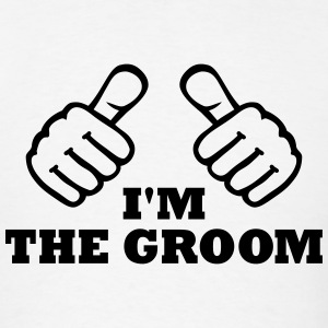 I'm the Groom T-Shirts - Men's T-Shirt