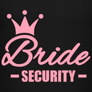 Bride Security Kids' Shirts - Kids' Premium T-Shirt