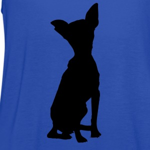 Chihuahua Clothing Shirts Apparel Tanks - Women's Flowy Tank Top by Bella