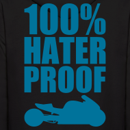 Design ~ S&S HATER PROOF PETROL