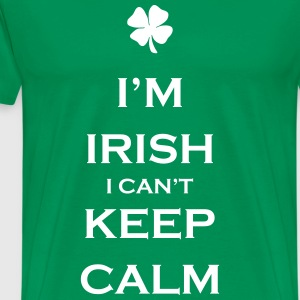 keep irish - Men's Premium T-Shirt