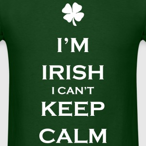 keep irish - Men's T-Shirt