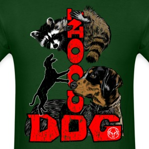 coon_dog_e_racoon T-Shirts - Men's T-Shirt