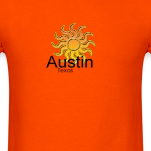 Austin Texas vacation T-Shirts - Men's T-Shirt