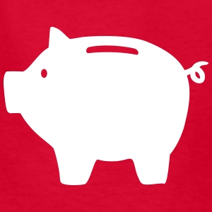 Piggy bank Kids' Shirts - Kids' T-Shirt