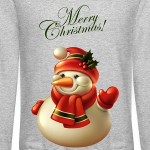 Merry Christmas Long Sleeve Shirts - Crewneck Sweatshirt