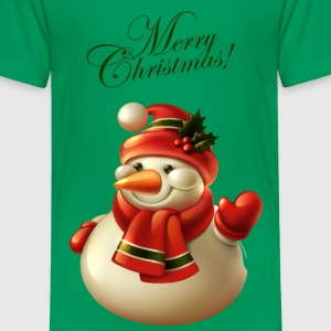 Merry Christmas Baby & Toddler Shirts - Toddler Premium T-Shirt