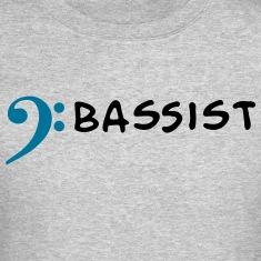 I play Bass - I am Bassist Long Sleeve Shirts