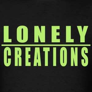 Lonely x Creations - Men's T-Shirt
