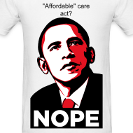Design ~ Affordable Care Act, NOPE!