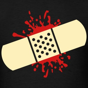 Band-aid T-Shirts - Men's T-Shirt
