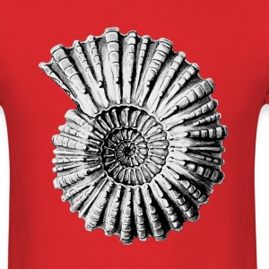 Ammonite T-Shirts - Men's T-Shirt