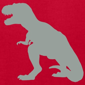 dinosaurs tyrannosaurus rex primeval time lizards T-Shirts - Men's T-Shirt by American Apparel
