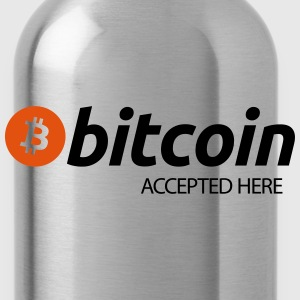 Bitcoin Water Bottle - Water Bottle