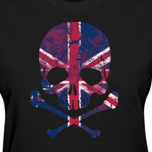 Union Jack - Jolly Roger - Women's T-Shirt